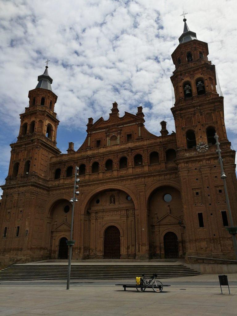 Camino de Santiago en Alfaro