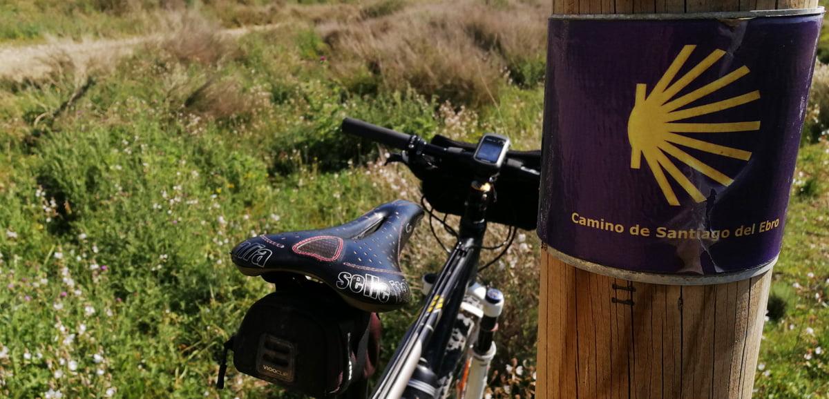 Camino de Santiago en bici, Etapa 5: Gallur – Calahorra