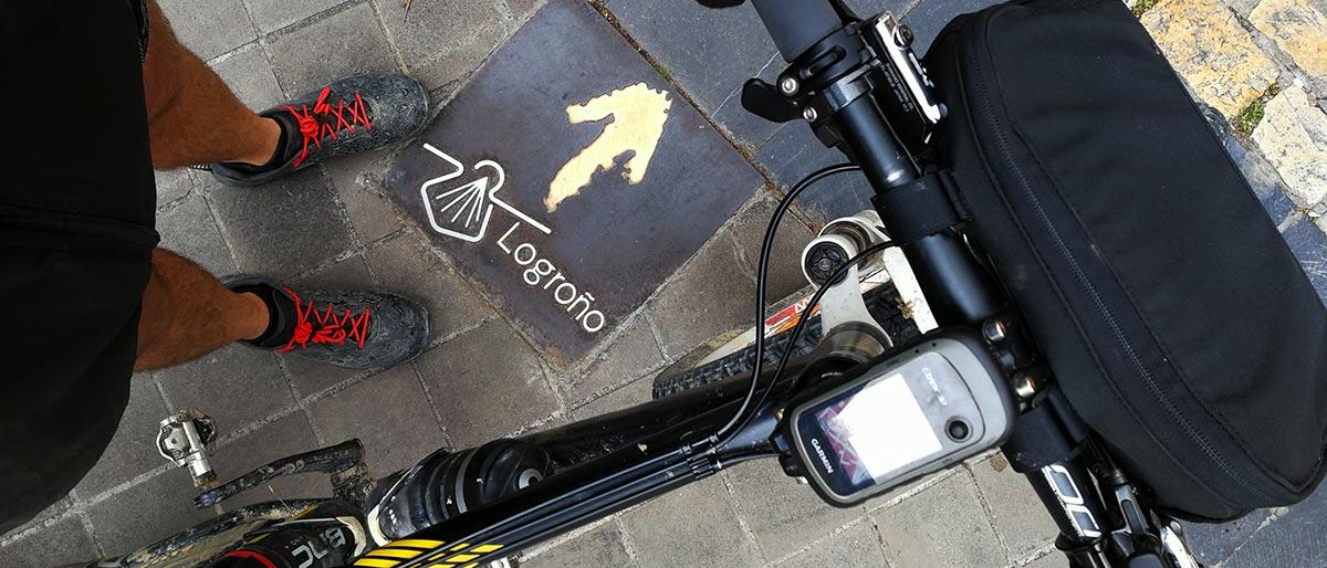 Camino de Santiago en bici, Etapa 6: Calahorra – Navarrete