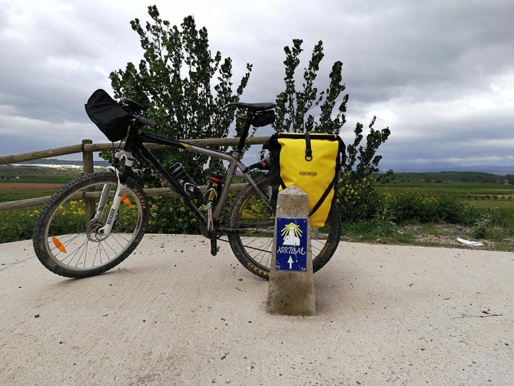 Arrubal Camino de Santiago