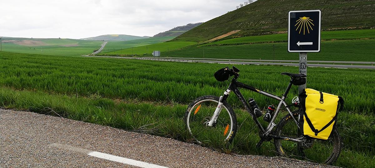 Camino de Santiago en bici, Etapa 7: Navarrete – Villafranca Montes de Oca