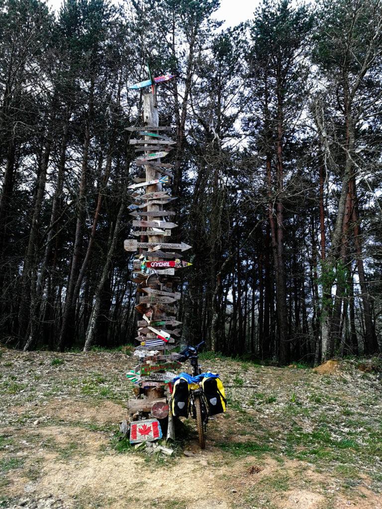 Oasis del Camino en Montes de Oca