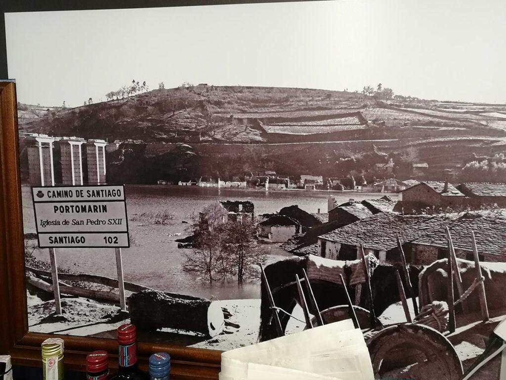 El viejo Portomarín
