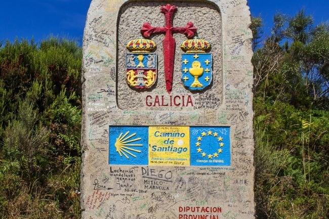 Monolito Galicia
