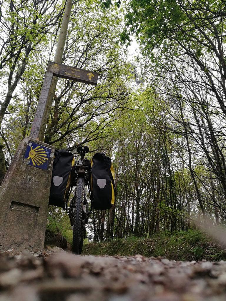 Camino de Santiago Lavacolla