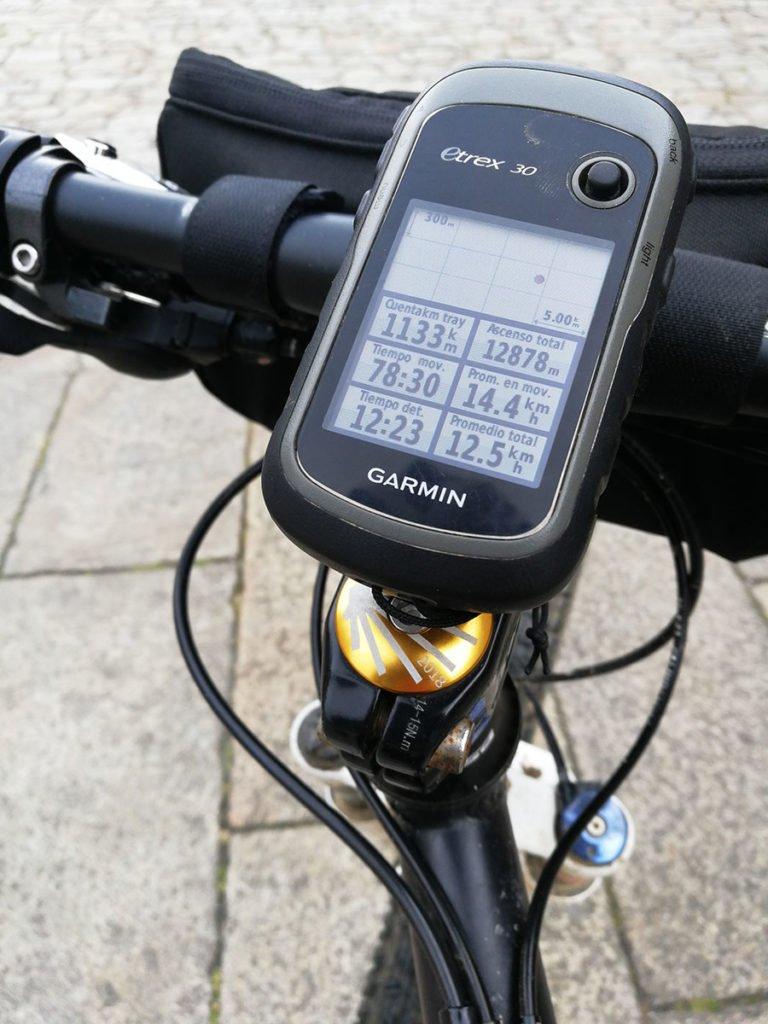 Datos del Camino de Santiago en bici