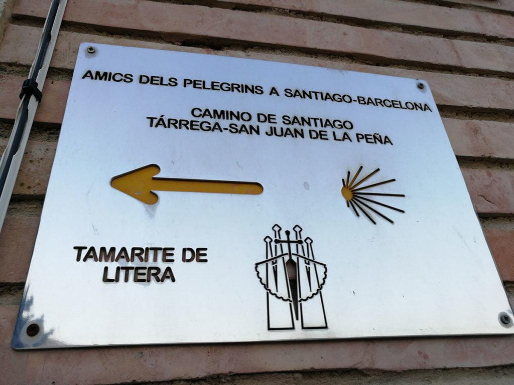 Albergue de peregrinos de Tamarite de Litera