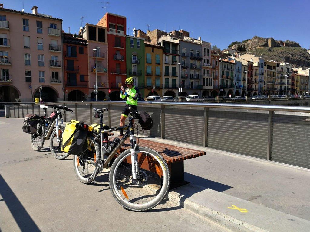 Turisteo en Balaguer