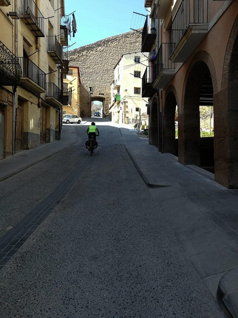 Carrer de la Muralla de Balaguer