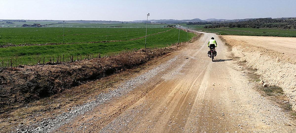 Llaneo a las afueras de Balaguer