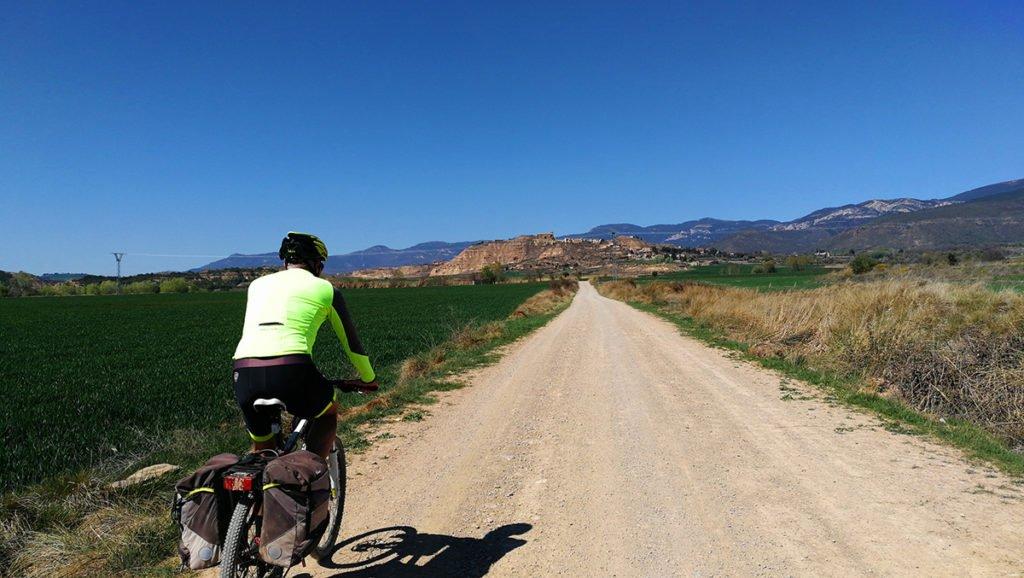 Pista Camino de Santiago a Bolea