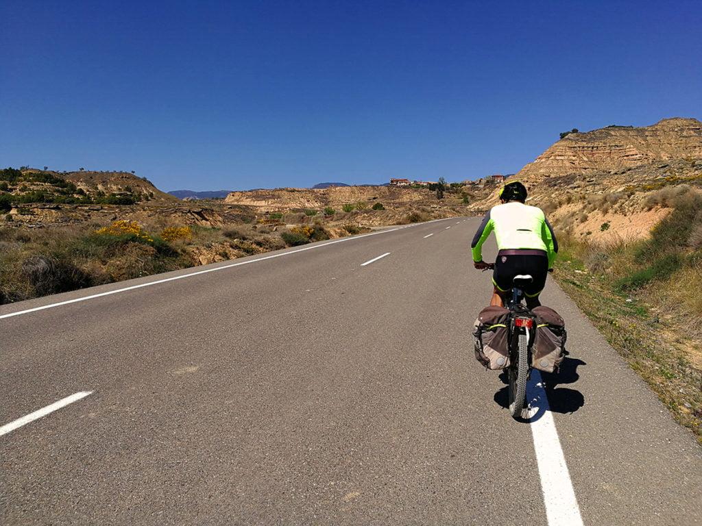 Carretera a Bolea